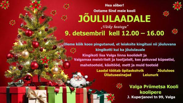 joululaada-kuulutus